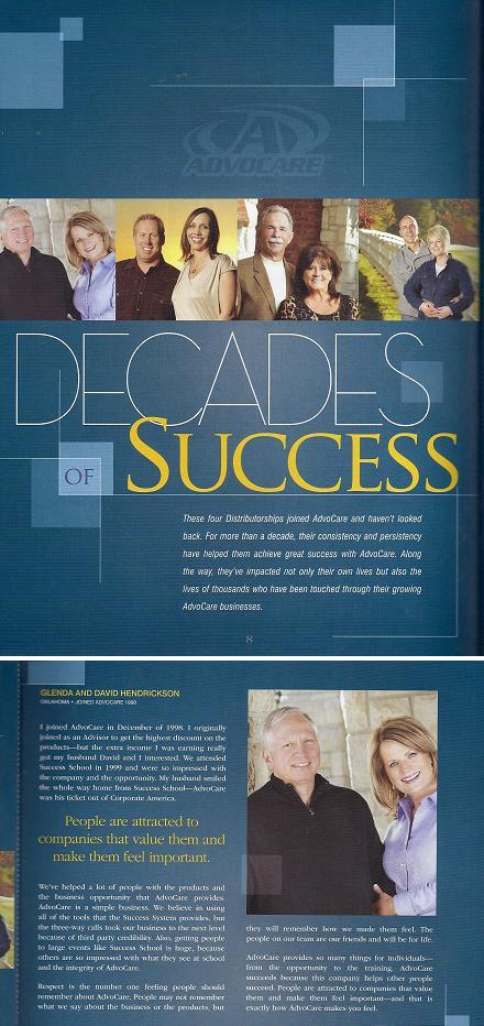 Advocare Impact Magazine